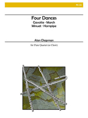 Chapman - Four Dances - FC21