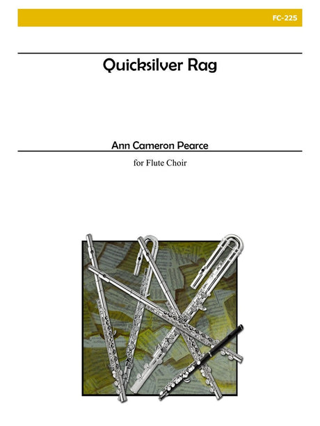 Pearce - Quicksilver Rag - FC225