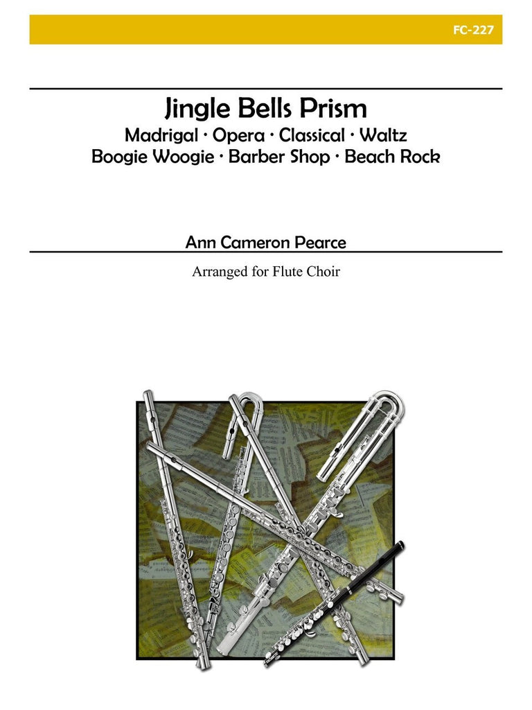 Pearce - Jingle Bells Prism - FC227