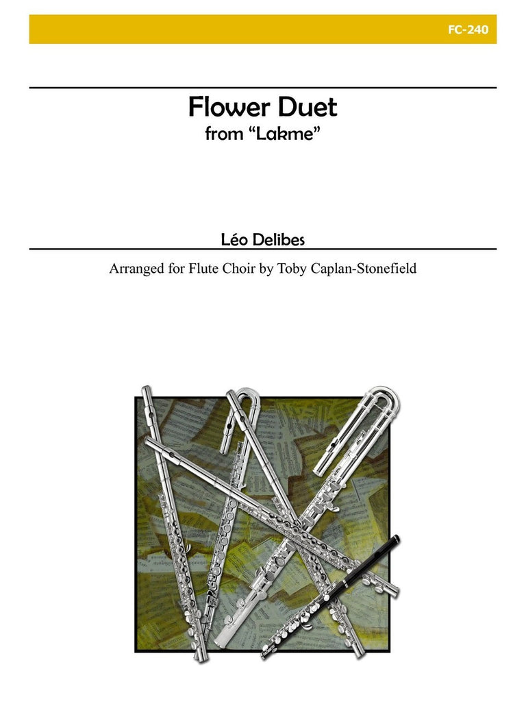 Delibes - Flower Duet from 'Lakme' - FC240