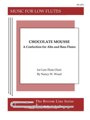 Wood - Chocolate Mousse (Low Flutes) - FC273