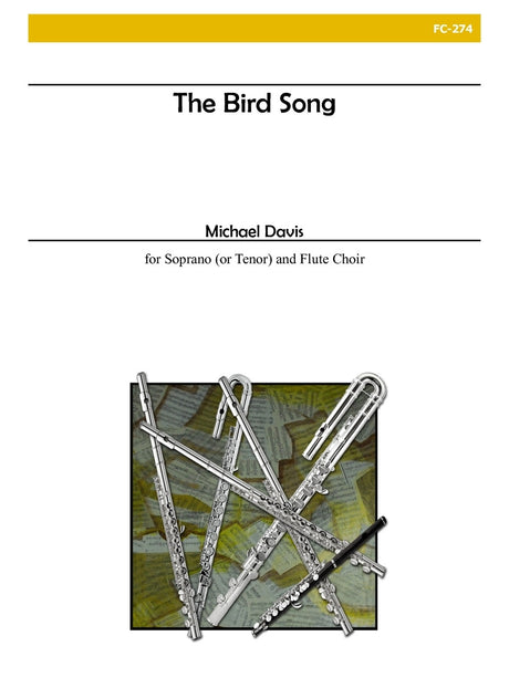 Davis - The Bird Song (Flute Choir) - FC274