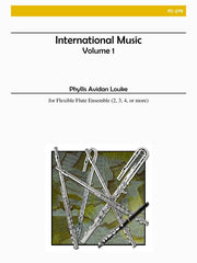 Louke - International Music, Vol. 1 (Flexible Flute Ensemble) - FC279