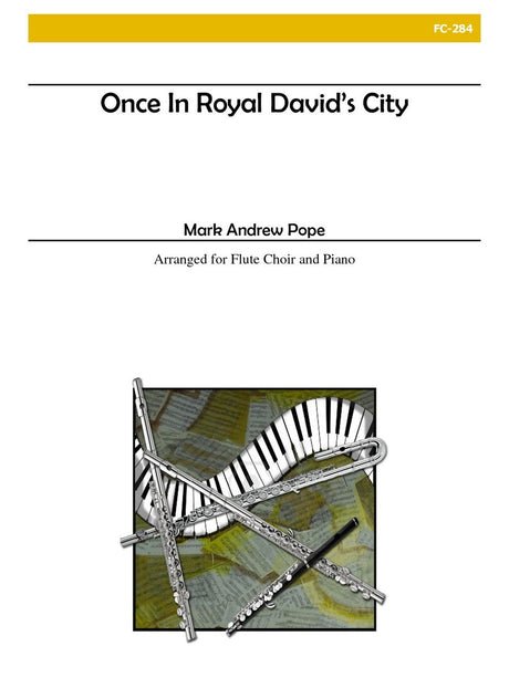 Pope - Once In Royal David's City - FC284