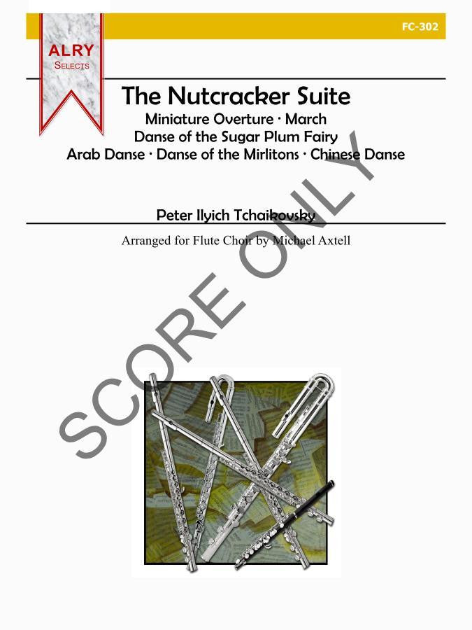 Tchaikovsky - The Nutcracker Suite (Score ONLY) - FC302S