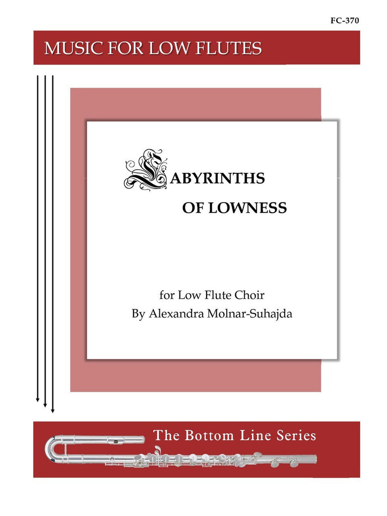 Molnar-Suhajda - Labyrinths of Lowness (Low Flutes) - FC370