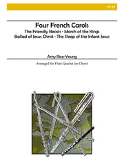 Rice-Young - Four French Carols - FC37