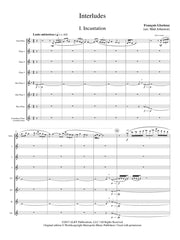 Glorieux - Interludes for Solo Flute and Flute Choir - FC407