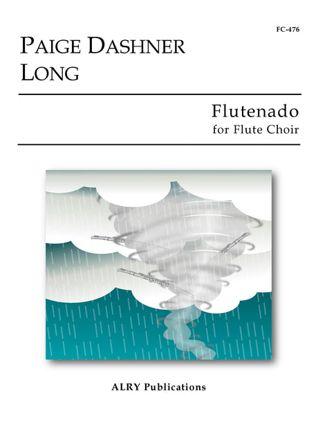 Long - Flutenado for Flute Choir - FC476