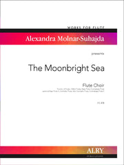 Molnar-Suhajda - The Moonbright Sea for Flute Choir - FC478