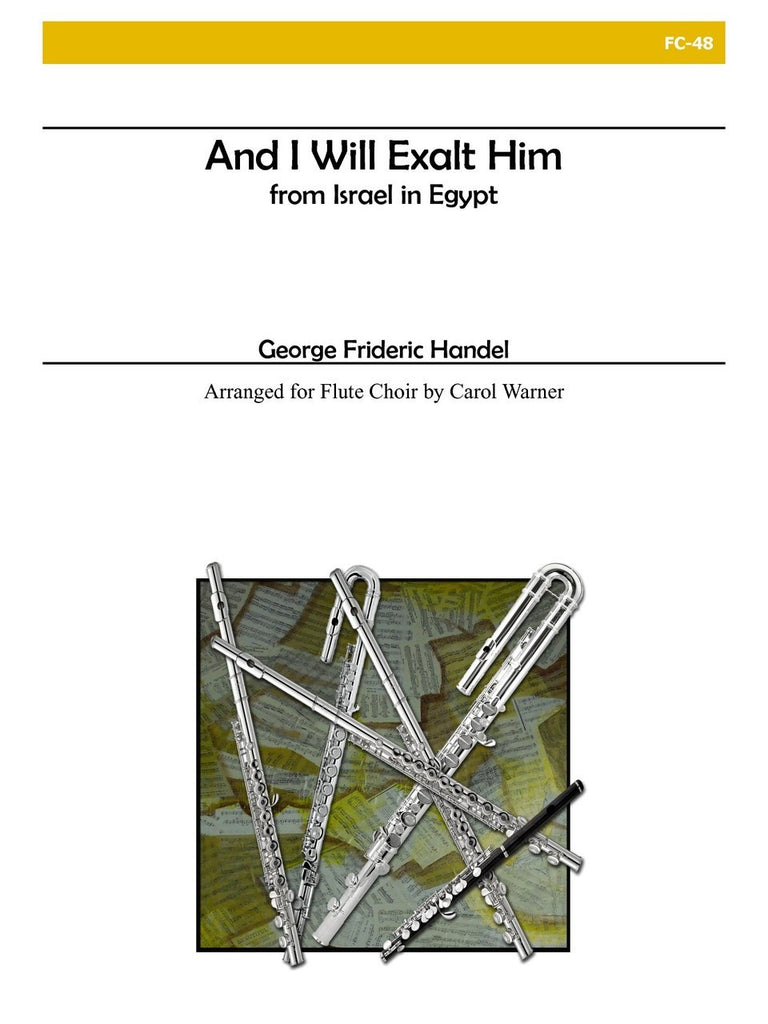 Handel - And I Will Exalt Him - FC48