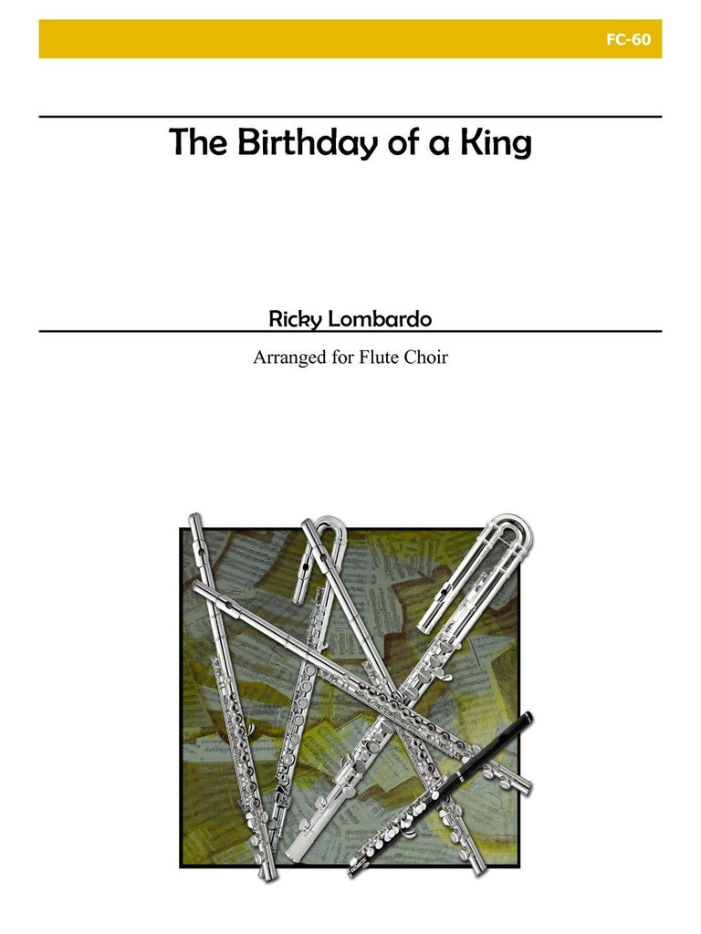 Lombardo - The Birthday of a King - FC60