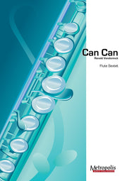 Vandoninck - Can Can for Six C Flutes- FC6389EM