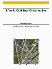 Rice-Young - I Am So Glad Each Christmas Eve - FC63
