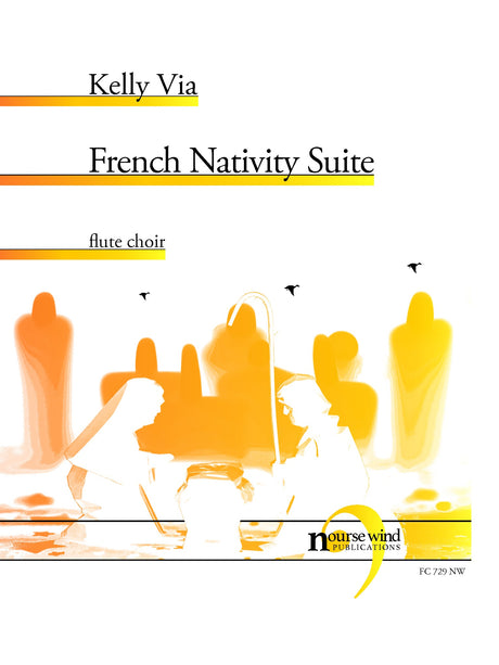 Via - French Nativity Suite for Flute Choir - FC729NW