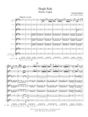 Delius (arr. Nourse) - Sleigh Ride (Winter Night) for Flute Choir - FC745NW