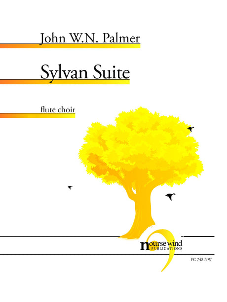 Palmer - Sylvan Suite for Flute Choir - FC748NW