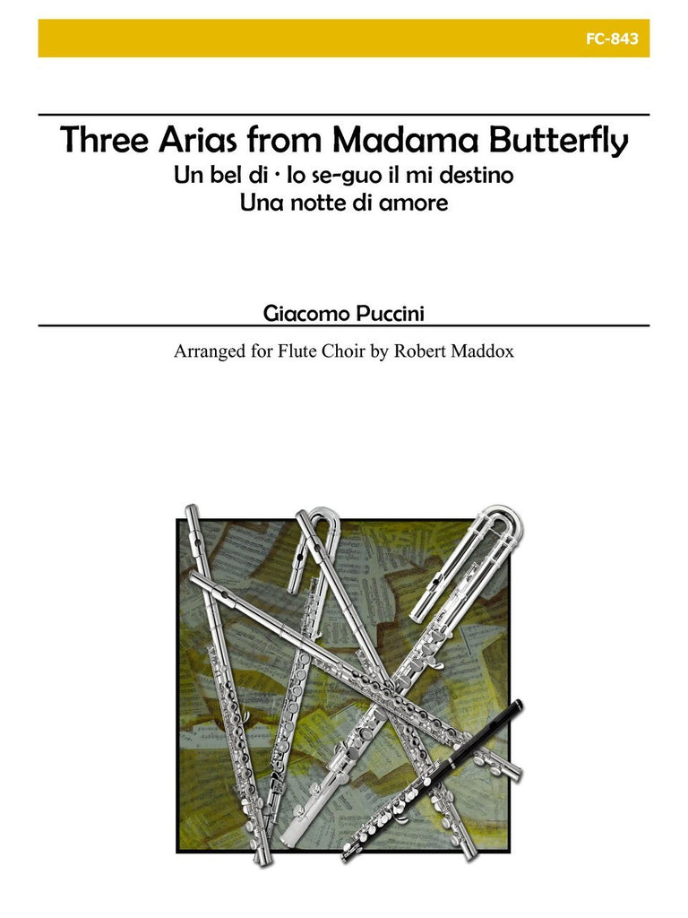 Puccini - Madama Butterfly (Three Arias) - FC843