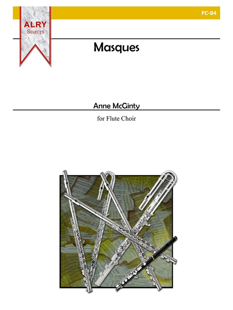 McGinty - Masques - FC84