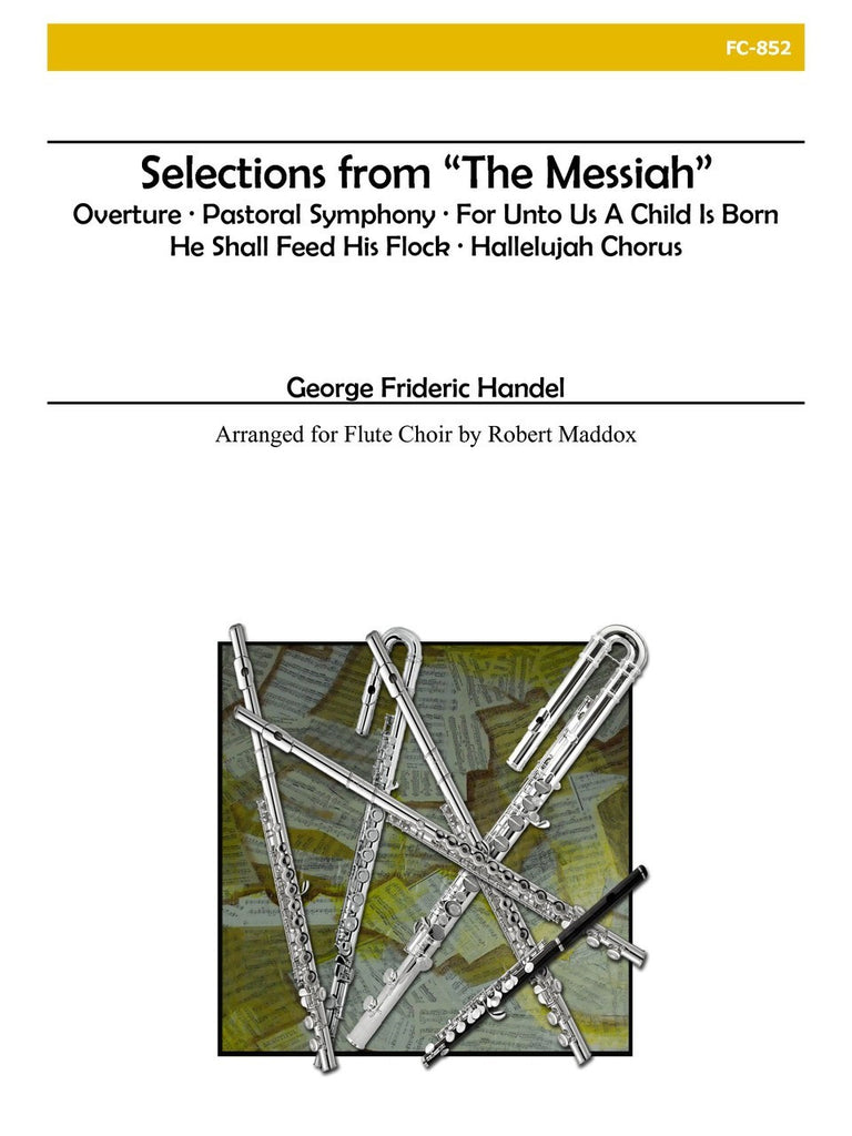 "Handel (arr. Maddox) - Selections from ""The Messiah"" - FC852"