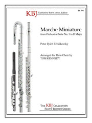Tchaikovsky (arr. Kennedy) - Marche Miniature (from Orchestral Suite No. 1 in D Major) - FC90