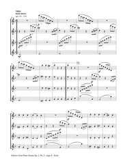 Beethoven - Scherzo from 'Piano Sonata', Opus 2, No. 3 - FC09