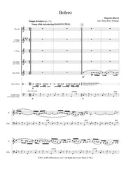 Ravel (arr. Rice-Young) - Bolero - FC245
