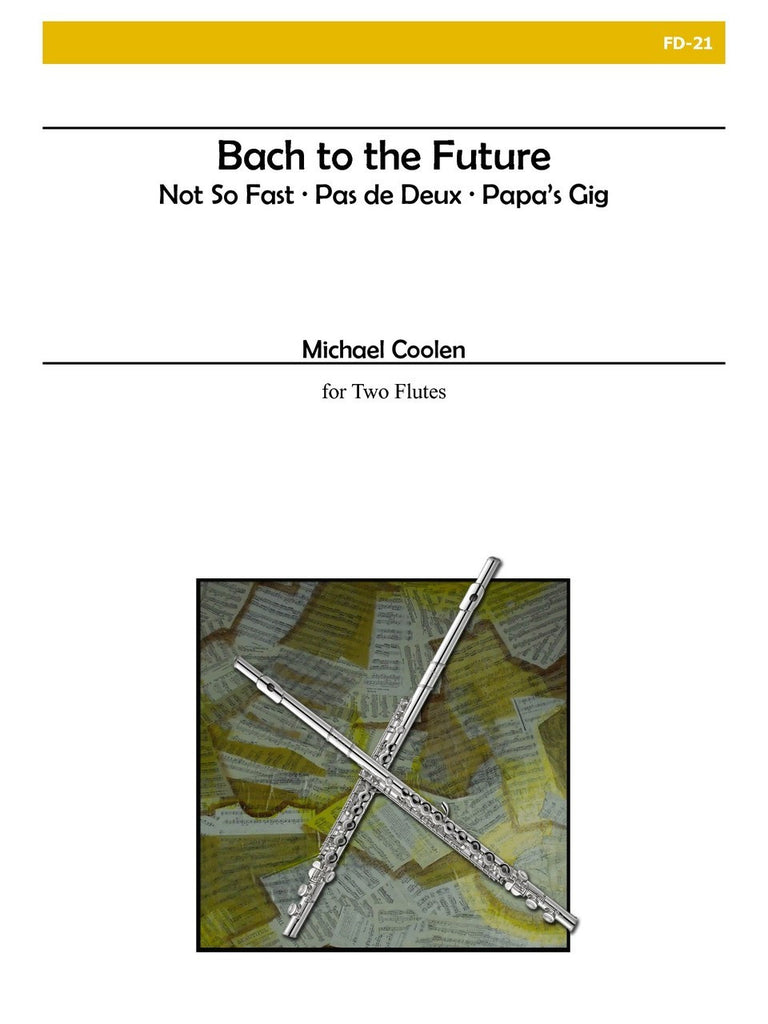 Coolen - Bach to the Future - FD21