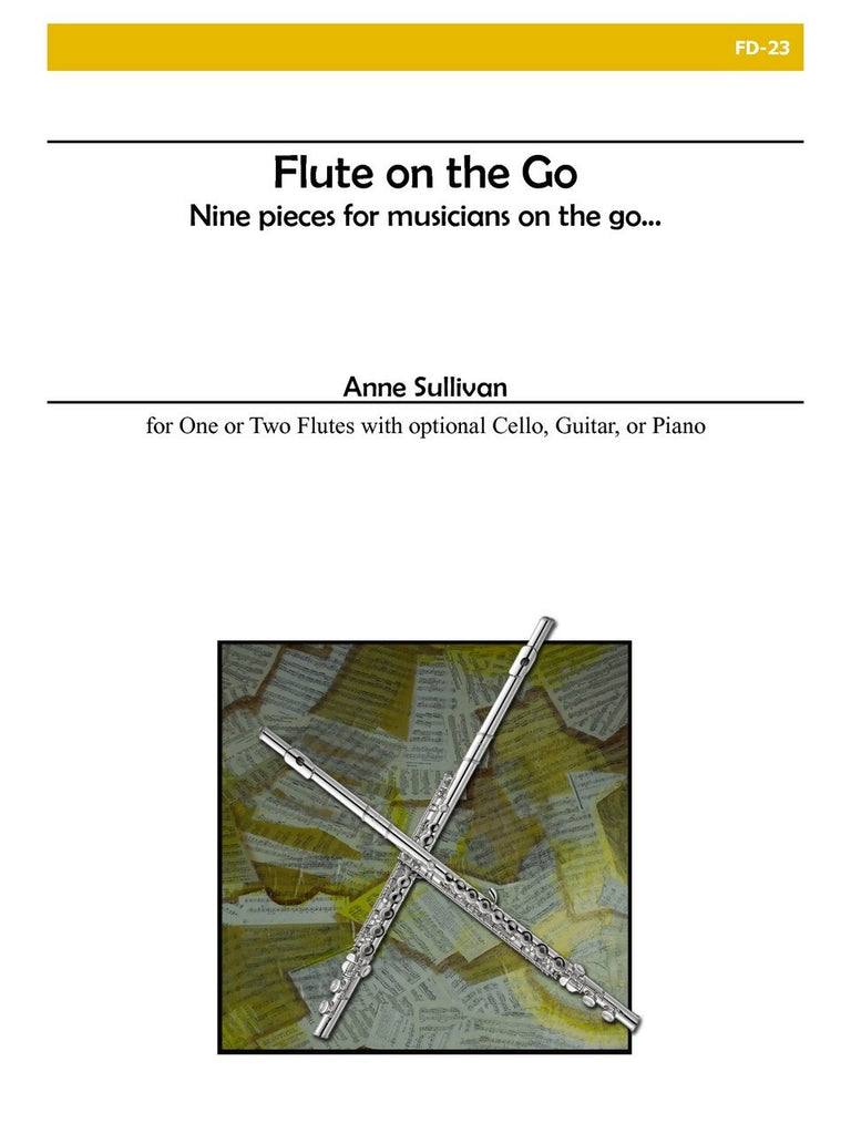 Sullivan - Flute on the Go - FD23