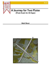 Renzi - A Journey for Two Flutes - FD24