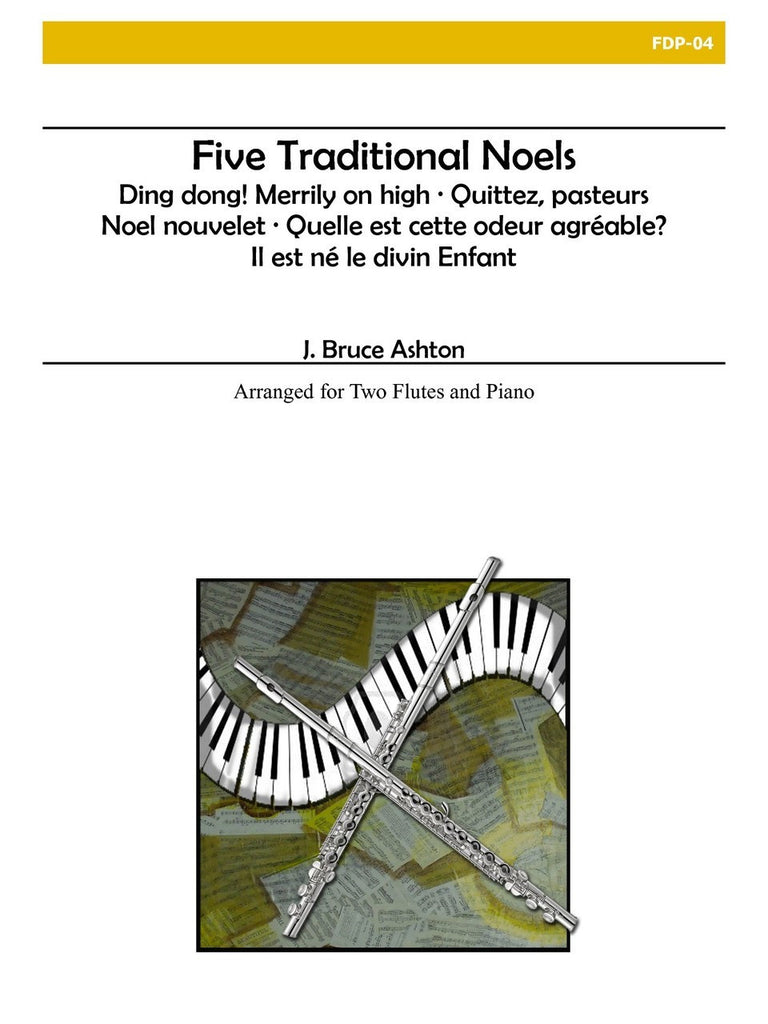 Ashton - Five Traditional Noels - FDP04