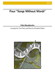 "Mendelssohn - Four ""Songs Without Words"" - FDP17"