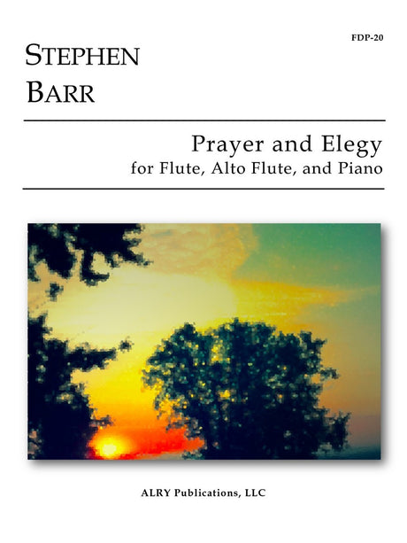 Barr - Prayer and Elegy - FDP20
