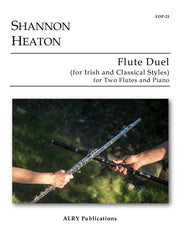 Heaton - Flute Duel (for Irish and Classical Styles) - FDP21