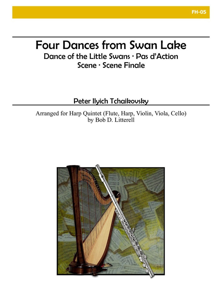 Tchaikovsky - Four Dances (from Swan Lake) - FH05