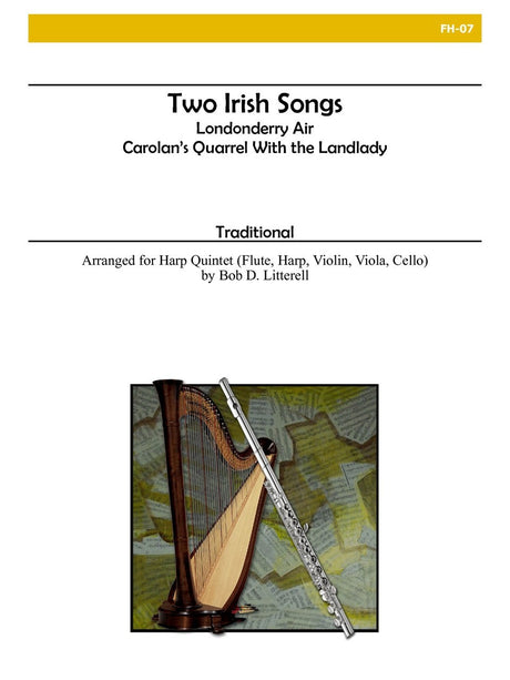 Litterell - Two Irish Songs - FH07