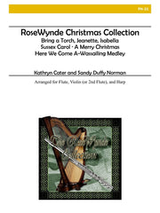 Cater & Norman - RoseWynde Christmas Collection - FH21