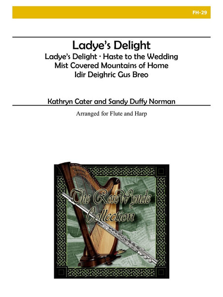Cater & Norman - Ladye's Delight - FH29
