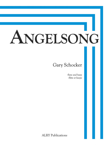 Schocker - Angelsong for Flute and Harp - FH39