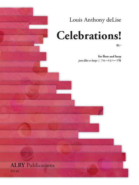 deLise - Celebrations! for Flute and Harp - FH44