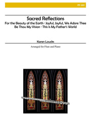 Loucks - Sacred Reflections for Flute and Piano - FP102