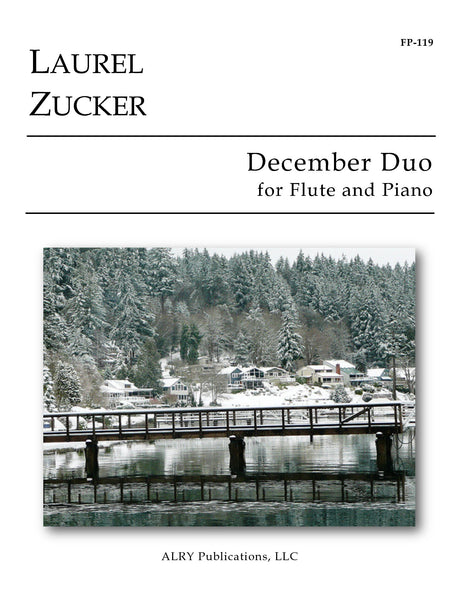 Zucker - December Duo for Flute and Piano - FP119