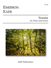 Eads - Sonata for Flute and Piano - FP150