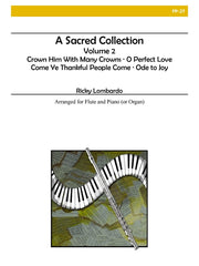 Lombardo - A Sacred Collection, Vol. II for Flute and Piano - FP27