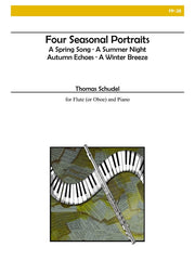 Schudel - Four Seasonal Portraits - FP28