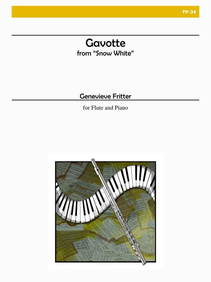 Fritter - Gavotte (from Snow White) - FP34