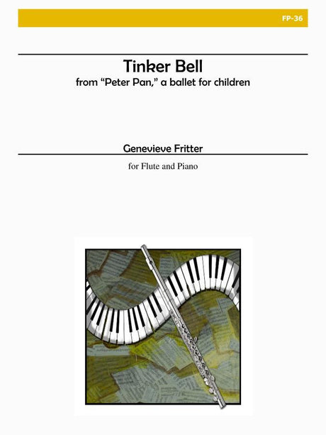 Fritter - Tinker Bell (from Peter Pan) - FP36