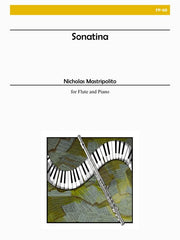 Mastripolito - Sonatina for Flute and Piano - FP60