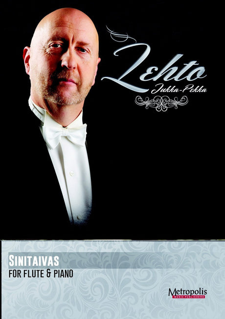 Lehto - Sinitaivas for Flute and Piano - FP6786EM