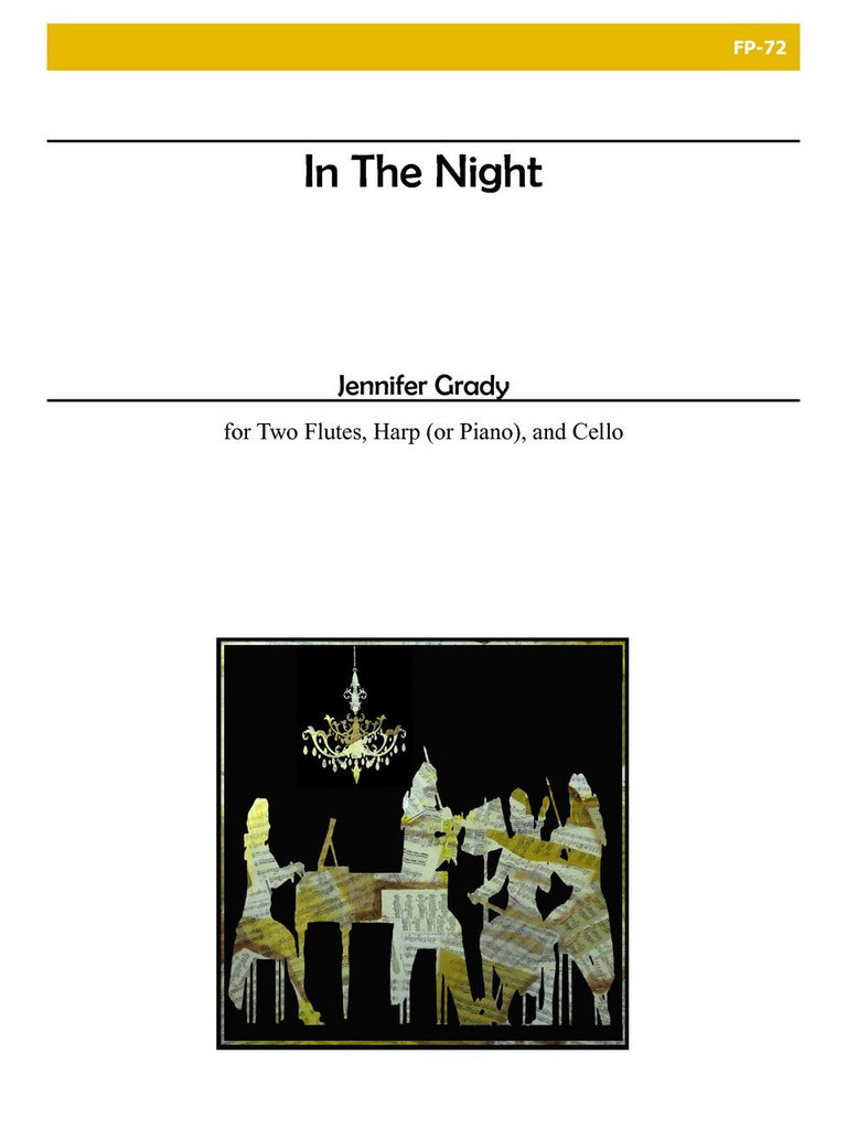 Grady - In the Night for Flute and Piano - FP72